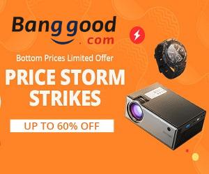 Banggood.com'da en iyi fırsatları yakalayın