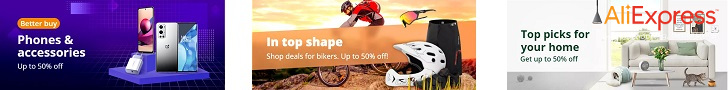 Shop your new Gadget and mobile devices at AliExpress